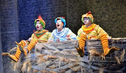 В театре под руководством Армена Джигарханяна состоится показ детского спектакля «Гадкий утёнок»