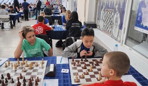 Шахматисты школы имени М.М. Ботвинника выступят на командном Кубке Москвы среди детских коллективов