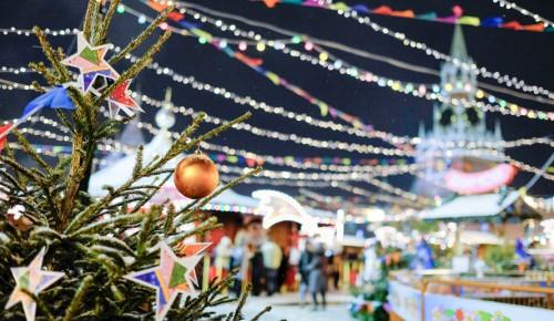 Спектакли и концерты пройдут сегодня на столичных площадках «Путешествия в Рождество»