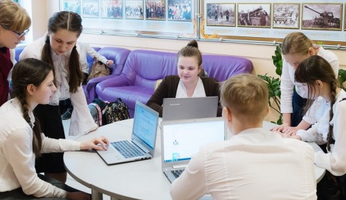 Интерактивные уроки о жизни Пушкина доступны для школьников в МЭШ
