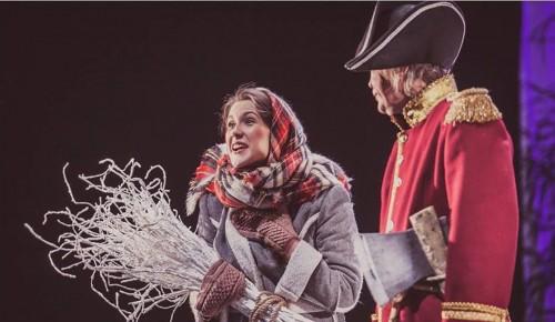 Театр под руководством Армена Джигарханяна ждёт всех желающих на спектакль «Двенадцать месяцев»