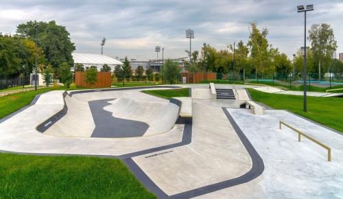 С 2011 года в столице проведено благоустройство 732 парковых территорий
