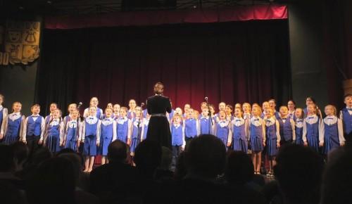 Ученики Ансамбля имени В.С. Локтева сыграли концерт в Центральном доме работников искусств