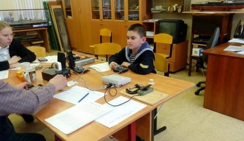 Ученики центра «Исток» заняли вторые места на городских соревнованиях по скоростной радиотелеграфии