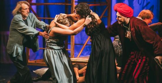 В театре Джигарханяна пройдет премьера спектакля «Ромео и Джульетта»