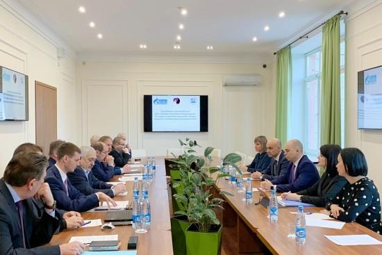 Губкинский университет и Амурский государственный университет провели совместную встречу