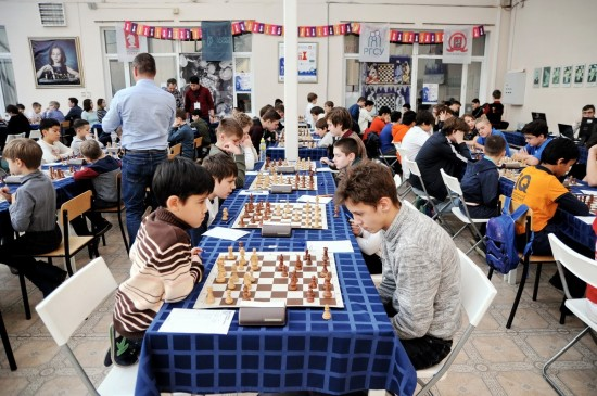 Воспитанники шахматной школы М.М. Ботвинника завоевали серебряные медали Кубка Москвы среди детских коллективов