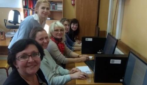 Команды педагогов «Юго-Запада» участвуют в учительской олимпиаде по функциональной грамотности
