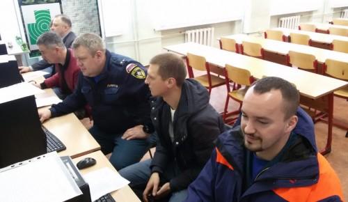 Дистанционный экзамен прошёл для учащихся колледжа имени В. М. Максимчука