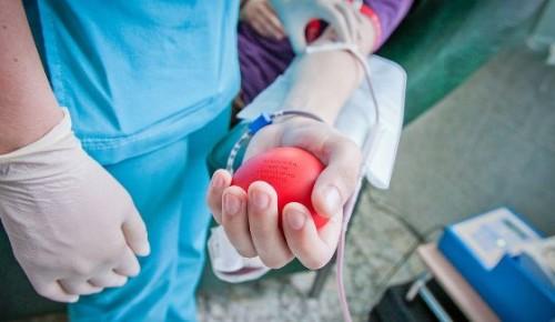 Доноры крови с антителами на COVID-19 получат стимулирующие выплаты