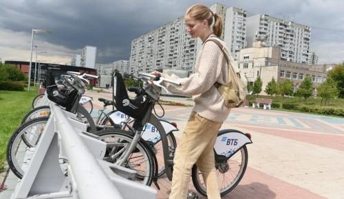 Волонтеры и курьеры могут пользоваться услугами велопроката бесплатно