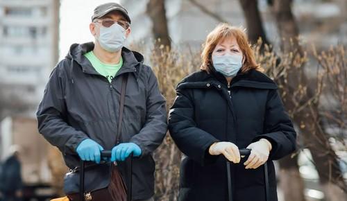 Сотрудники проекта Собянина стали соцработниками на время самоизоляции