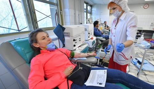Ракова: Переливание плазмы крови может помочь в борьбе с пандемией