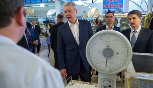 Согласно принятым Собяниным мерам столичный бизнес получит 70 млрд рублей
