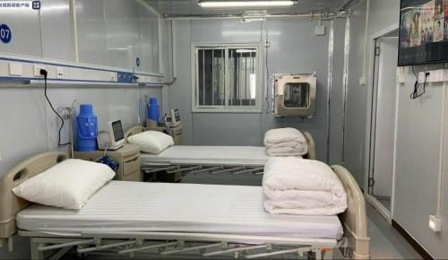 """Центр """"Здоровья детей"""" откроет корпус на 330 коек для лечения пациентов с COVID-19"""