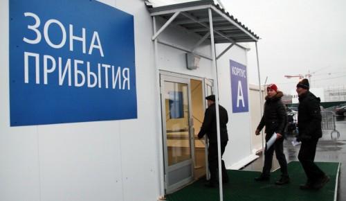 В миграционном центре в Новой Москве появится изолятор для больных