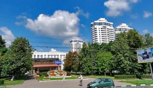 Префектура отменила строительство на улице Академика Капицы