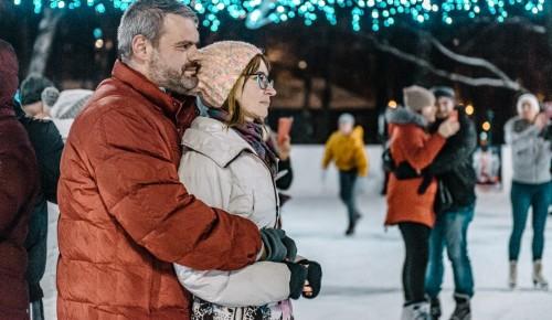 В День всех влюбленных в Воронцовском парке проведут конкурс для пар