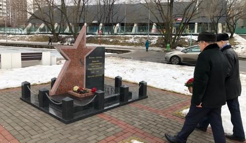 В Конькове почтили память героев