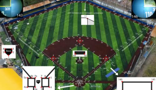 В ИКИ РАН разработана система технического зрения для бейсбола, которая судит чемпионат России