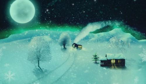В честь прихода настоящей зимы в библиотеке проведут бесплатный спектакль