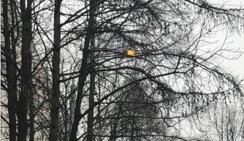 На Профсоюзной восстановили освещение