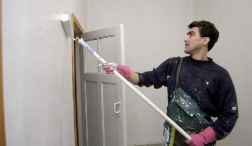 Более 120 подъездов отремонтируют в районе Коньково в этом году