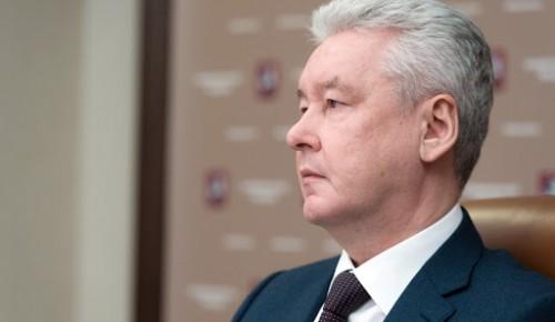 Собянин: Москва взяла главную награду премии Transport Ticketing Global