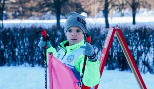 В Воронцовском парке пройдут соревнования по зимним видам спорта