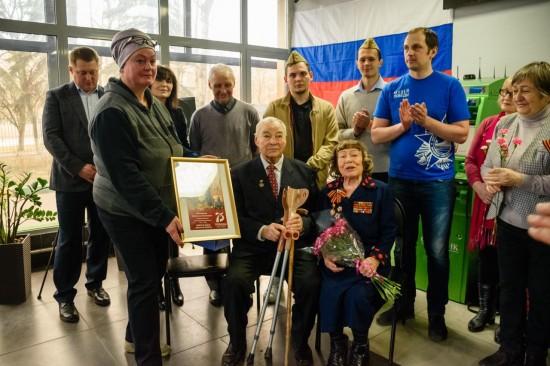 Выставка «Женщины войны» работает в районе Коньково