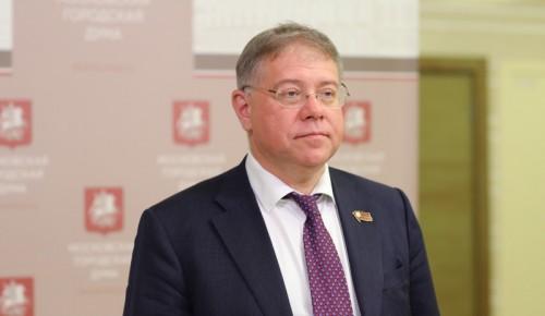 Депутат МГД Степан Орлов: Более 1000 наказов избирателей удалось исполнить в 2020 году