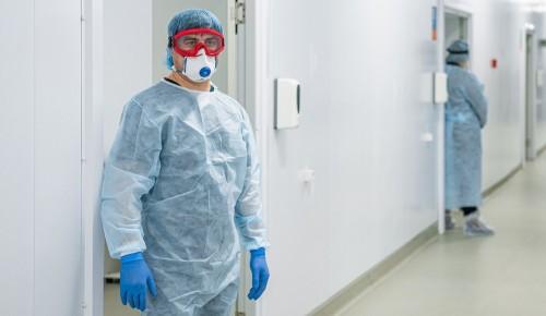Новые технологии позволили Москве успешно бороться с пандемией - Собянин
