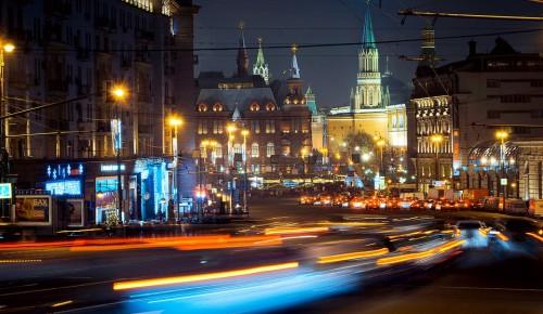 Мэрия Москвы опровергла информацию о перекрытии Тверской для пешеходов