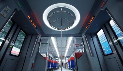 В новогоднюю ночь пассажиры могли до 2.00 воспользоваться действующими диаметрами МЦД