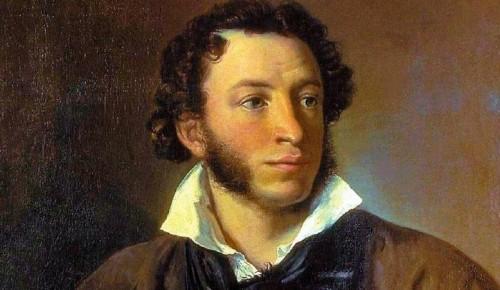 Посвящённые жизни и творчеству А. С. Пушкина приложения появились в МЭШ