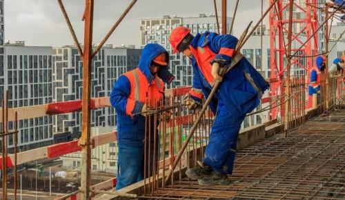 Поступления от трудовых мигрантов в бюджет Москвы в минувшем году выросли на 5,2 процента