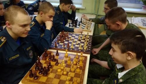 Кадеты-шахматисты обыграли всех в колледже имени В. М. Максимчука