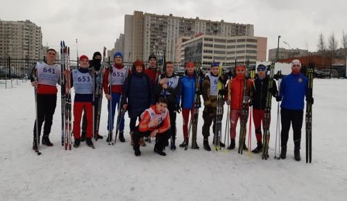 Лыжники колледжа имени В. М. Максимчука взяли «золото» городской спартакиады