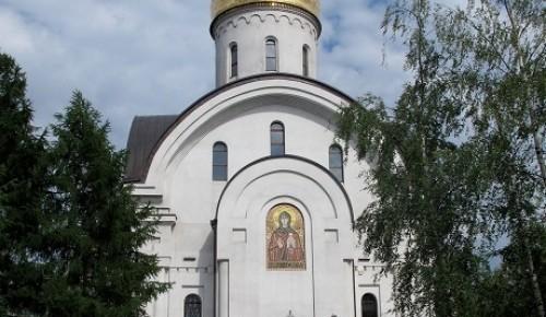 На каникулы ушла воскресная школа при храме Евфросинии Московской