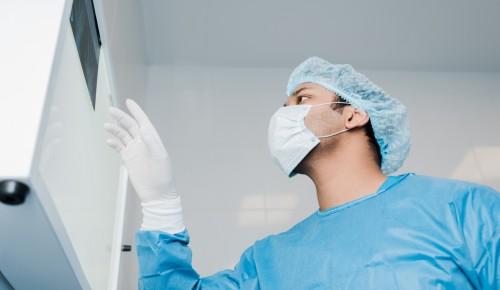 Смерть пациента в медцентре в Коммунарке не связана с коронавирусом