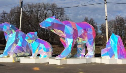 Скульптуры медведей у Московского дворца пионеров были признаны одним из ярких символов Москвы