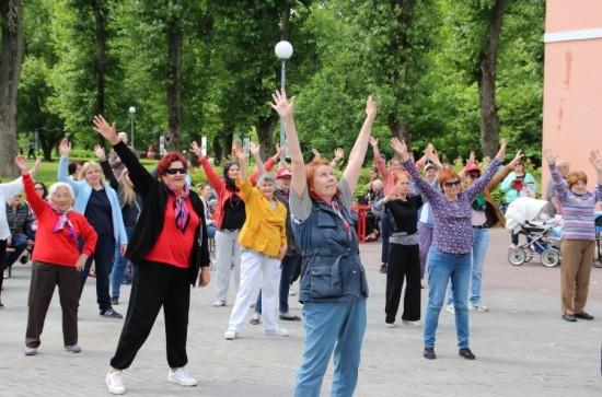 """Проект """"Московское долголетие"""" дал рекомендации для пенсионеров района Котловка"""