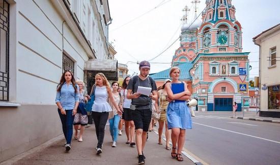 """""""Московское долголетие"""" поможет составить маршрут по городу"""