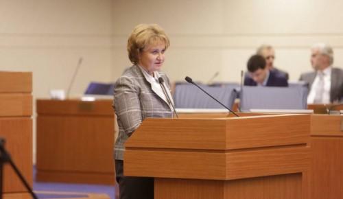 Депутат Мосгордумы Гусева: Высокий кредитный рейтинг Москвы отражает стабильность экономики города