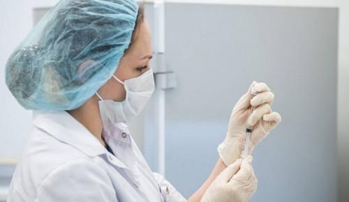 Московские власти расширили список граждан для бесплатной вакцинации от COVID-19