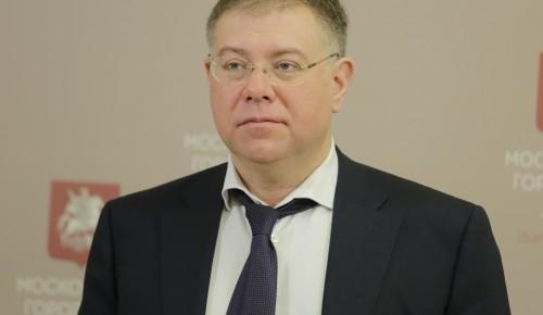 Депутат Мосгордумы Орлов: Более тысячи наказов избирателей удалось исполнить в 2020 году