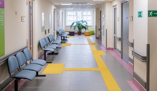 Новое здание филиала детской поликлиники открыто в Тропареве-Никулине
