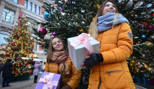 Гостями «Путешествия в Рождество» стали уже более 21 млн человек