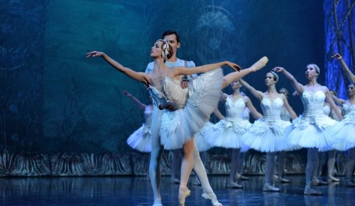 На сцене Учебного театра ГИТИС пройдет конкурс хореографов