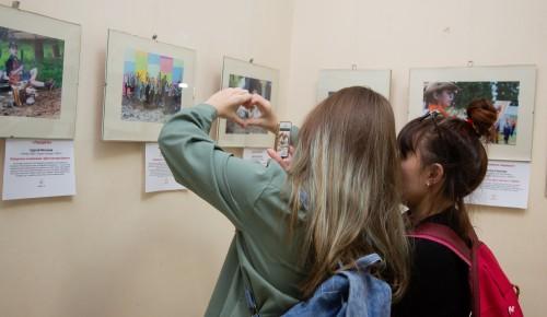 19 января в клубе скаутов «На Гарибальди» открылась фотовыставка